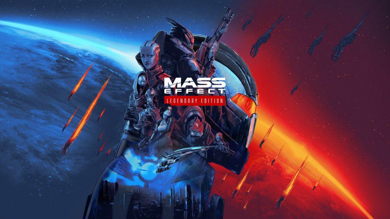 Mass Effect: Legendary Edition вышла в свет