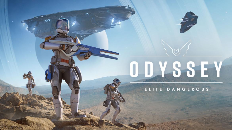 Elite Dangerous: Odyssey уже доступна
