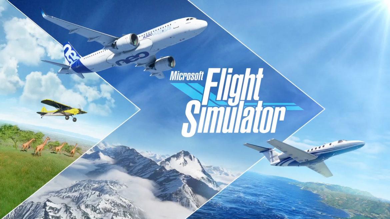 Microsoft Flight Simulator сбавил в весе