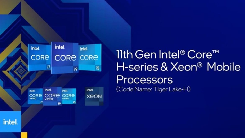 Intel Core H 11