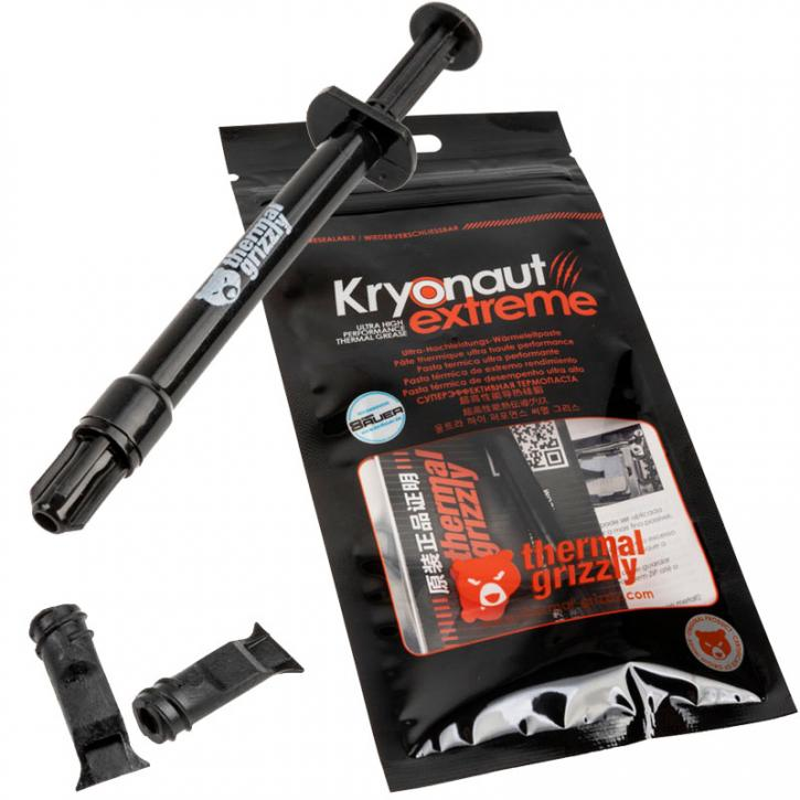 Пакет Thermal Grizzly Kryonaut Extreme