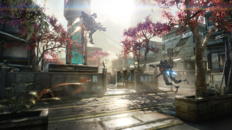 В Titanfall 2 можно поиграть бесплатно