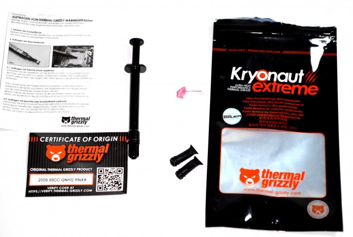 Thermal Grizzly Kryonaut Extreme