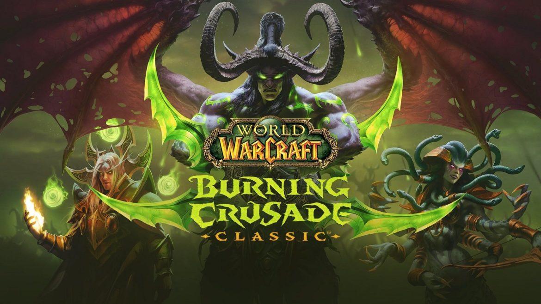 Релиз дополнения Burning Crusade для WoW Classic