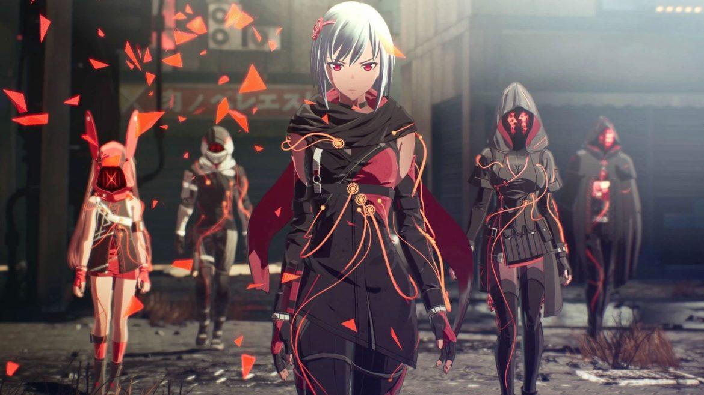 Scarlet Nexus сразу появится в Game Pass