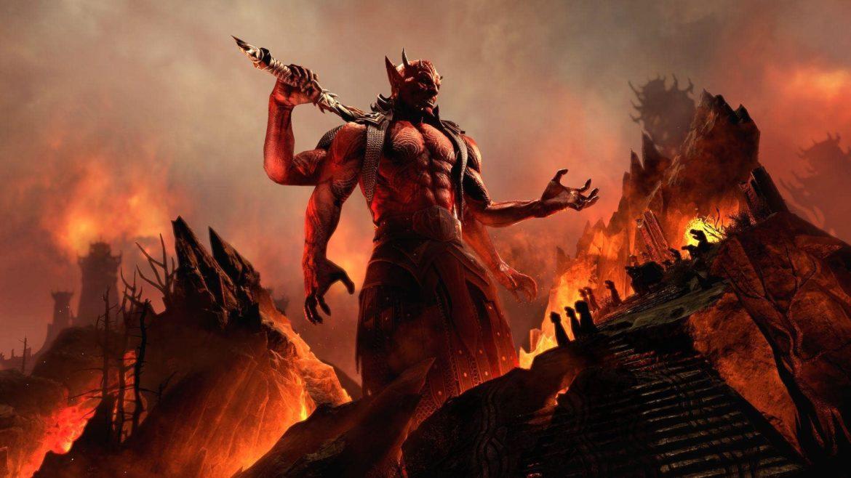 Выход новой главы для The Elder Scrolls Online