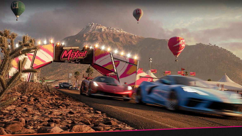 Место действия и геймплей Forza Horizon 5