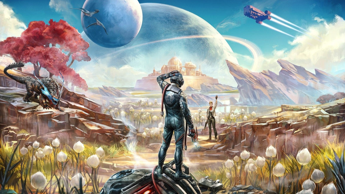Анонс The Outer Worlds 2
