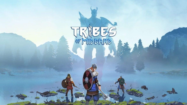 Новый геймплей Tribes of Midgard