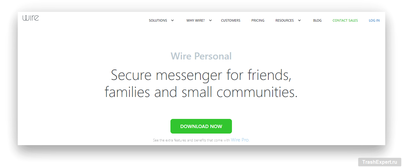 Wire Personal