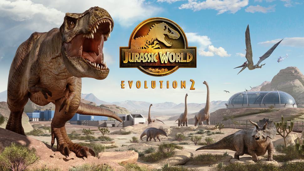 Игрокам показали Jurassic World Evolution 2