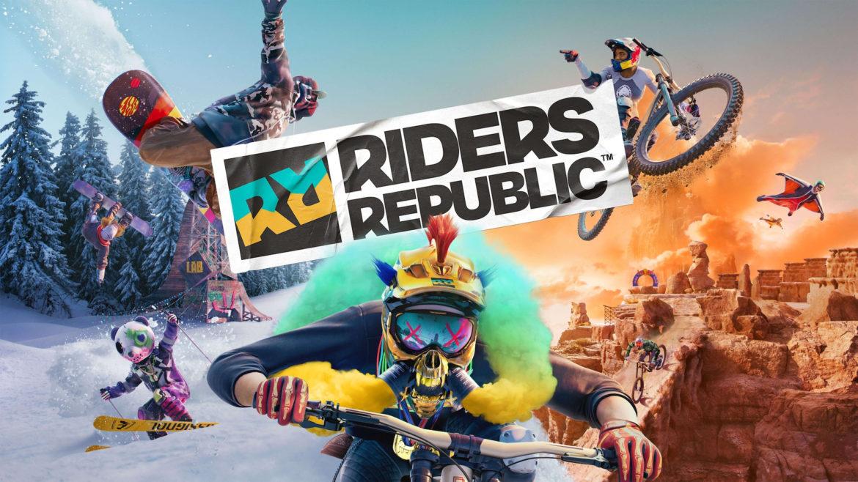 Первая демонстрация Riders Republic