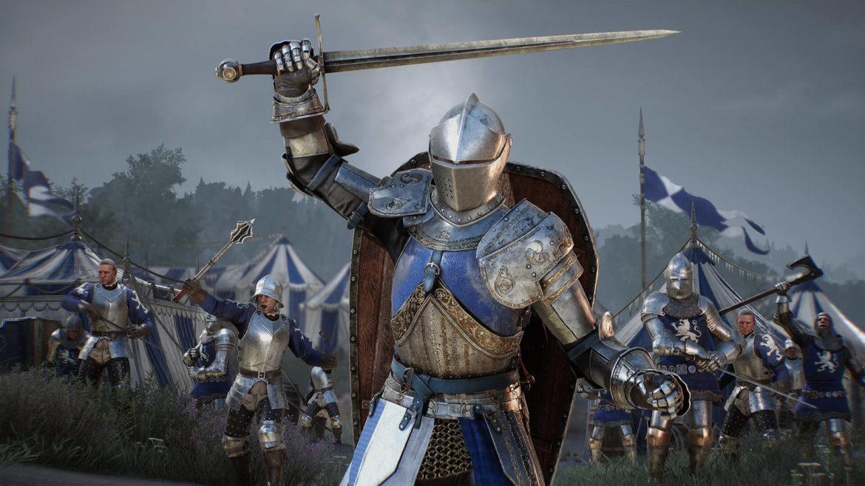 Все желающие могут вступить в битвы на полях Chivalry 2