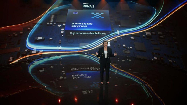 Выступление главы AMD