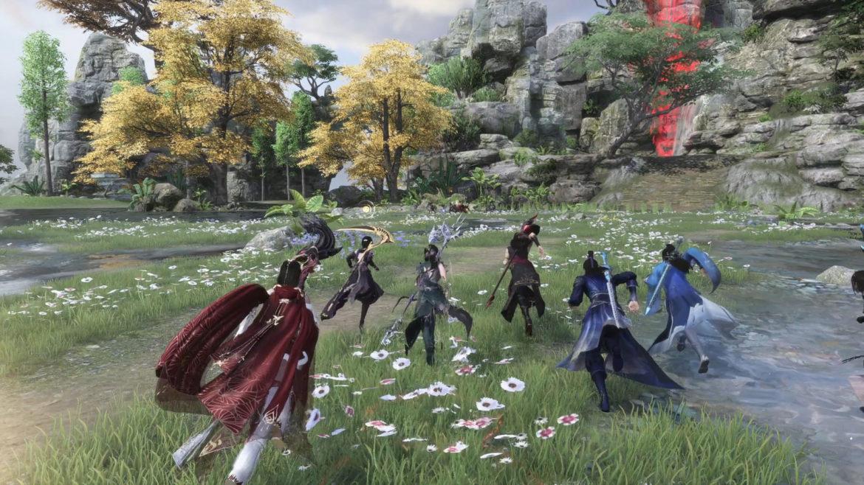 Swords of Legends Online теперь доступна на западе