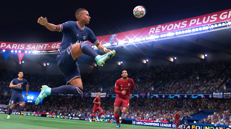 Анонс новой игры в серии FIFA