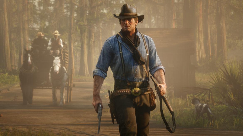 Red Dead Redemption 2 получила поддержку DLSS