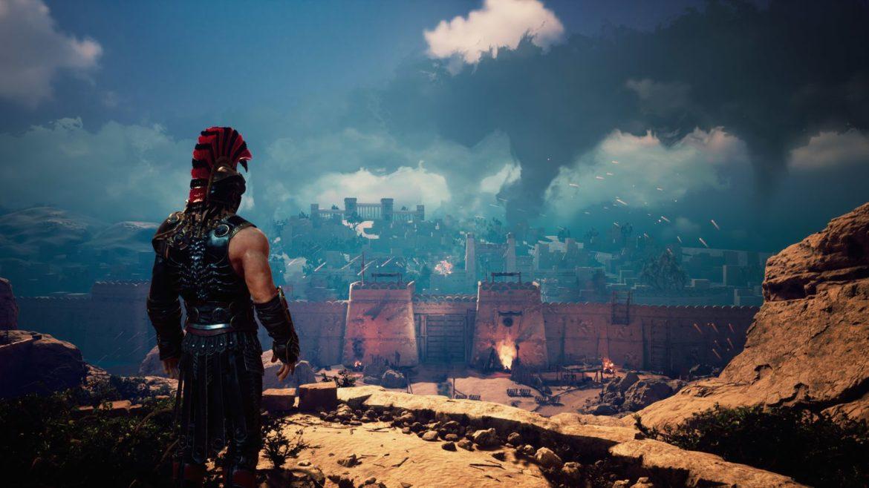 Анонс Achilles: Legends Untold