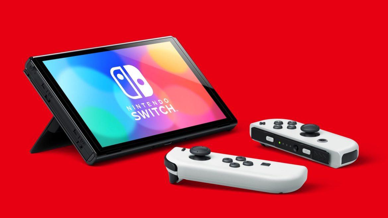 Nintendo показала новый Switch
