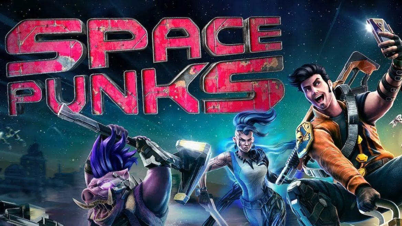 Анонс шутера Space Punks