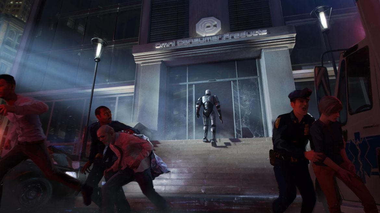 Внезапное появление RoboCop: Rogue City