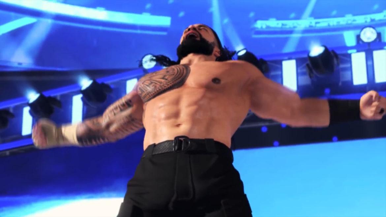 WWE 2K22 не выйдет до марта