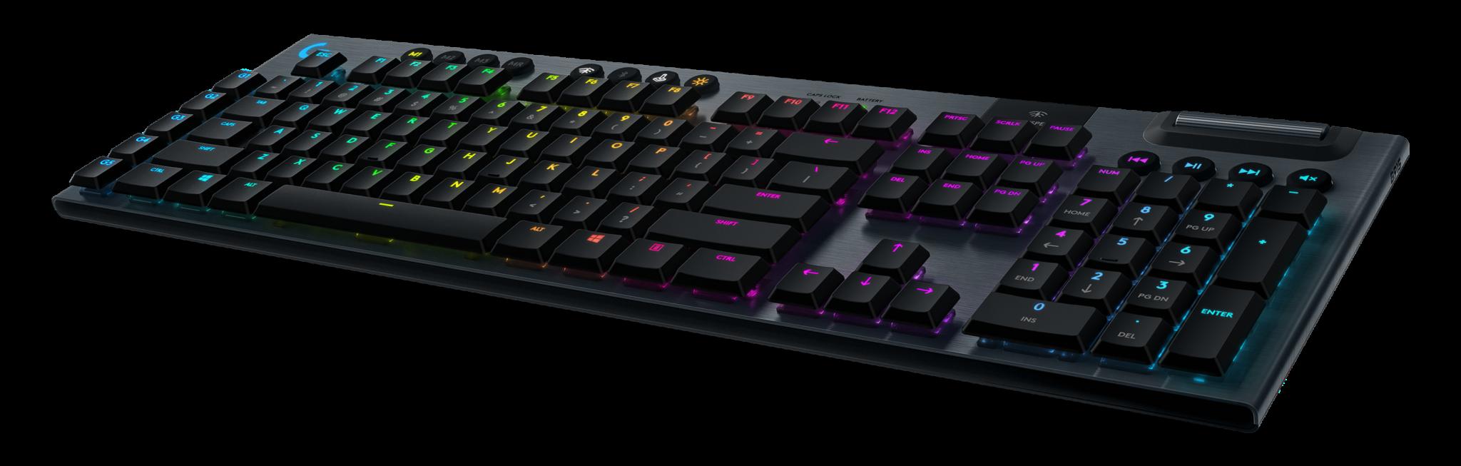 Logitech G915 Lightspeed Wireless Mechanical Keyboard