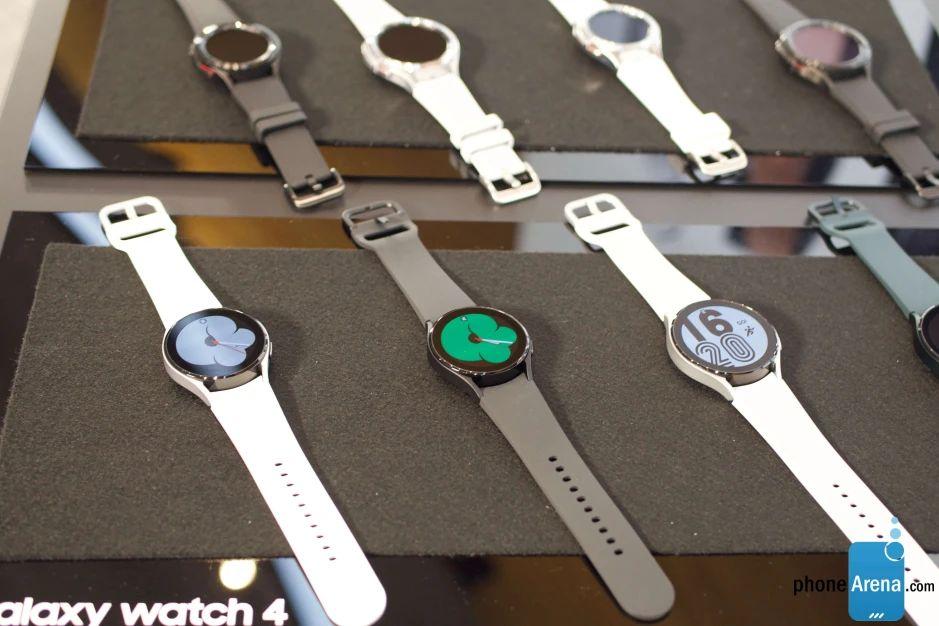 Galaxy Watch 4 цвета