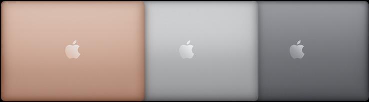 MacBook Air (M1, 2020) colors