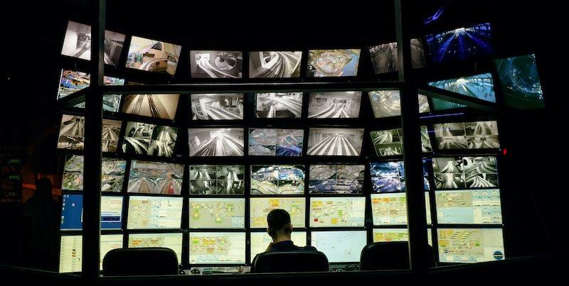 Мониторы наблюдения
