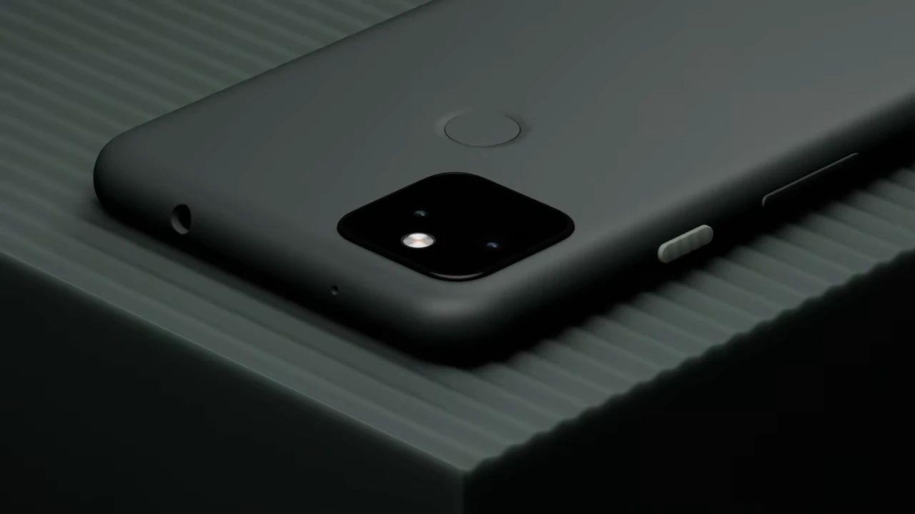 Pixel 5a камеры