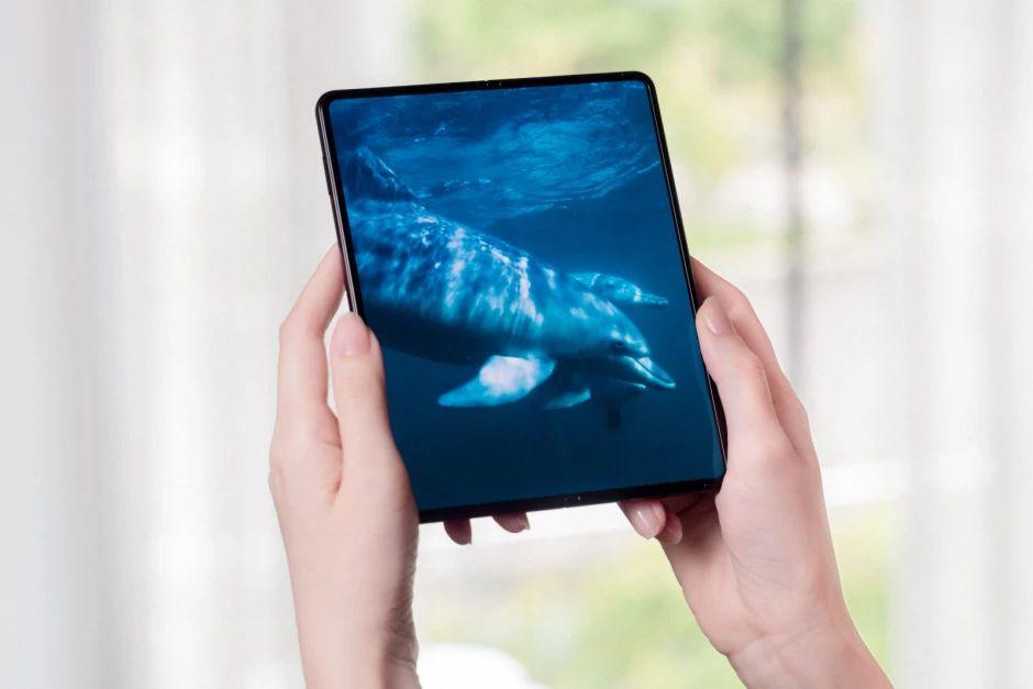 Samsung Galaxy Z Fold 3 5G развёрнут