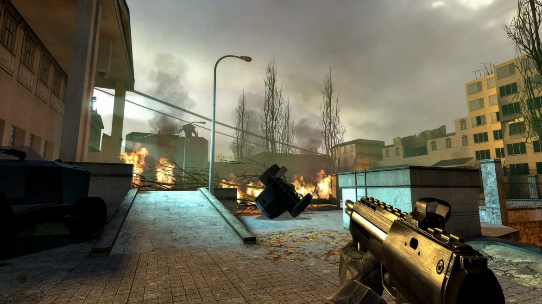 Нас ждут ремастеры Half-Life 2