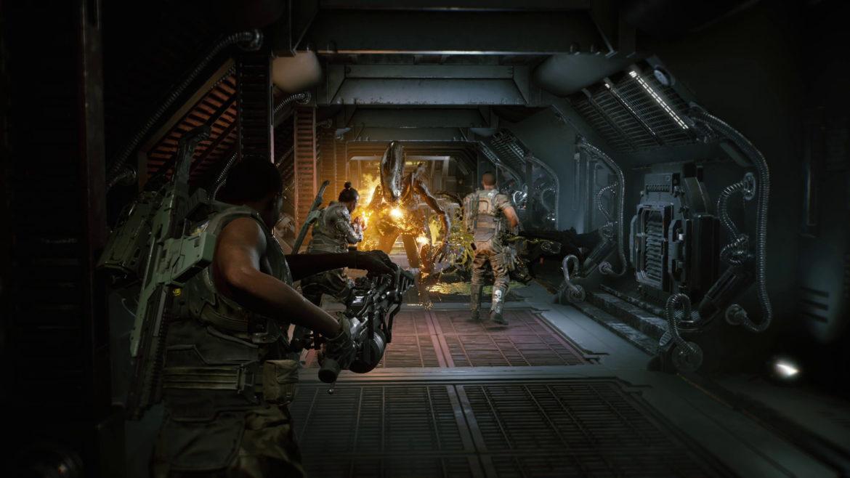 Встречаем Aliens: Fireteam Elite
