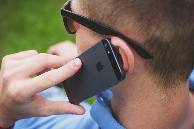 iphone call
