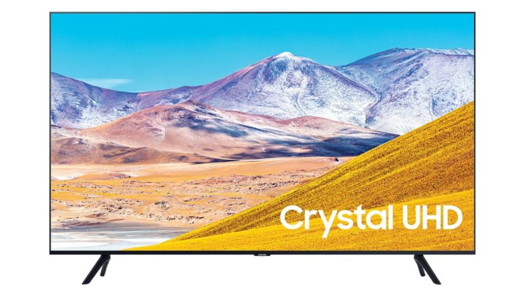 Samsung 55-Class TU8000 Crystal UHD TV (UN55TU8000FXZA)